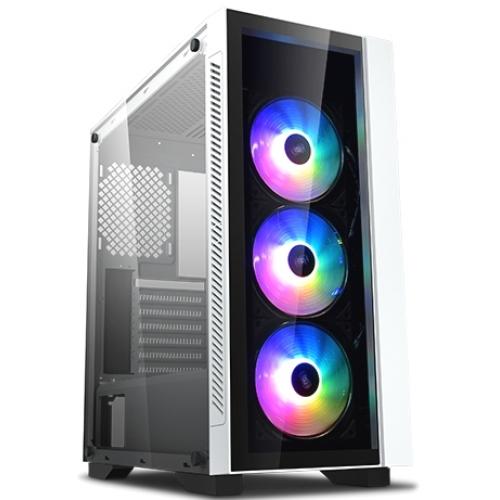 Корпус Deepcool MATREXX 55 V3 ADD-RGB WH 3F