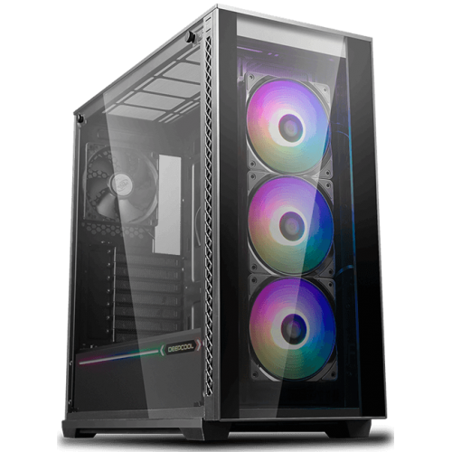 Корпус Deepcool MATREXX 70 ADD-RGB 3F