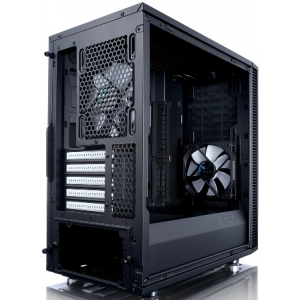 Корпус Fractal Design Define Mini С (FD-CA-DEF-MINI-C-BK-W)