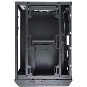 Корпус Fractal Design Core 500 Black (FD-CA-CORE-500-BK)