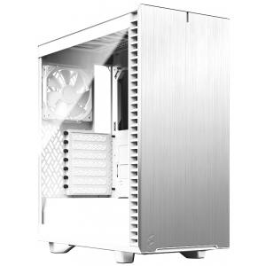 Корпус Fractal Design Define 7 Compact White TG (FD-C-DEF7C-04)