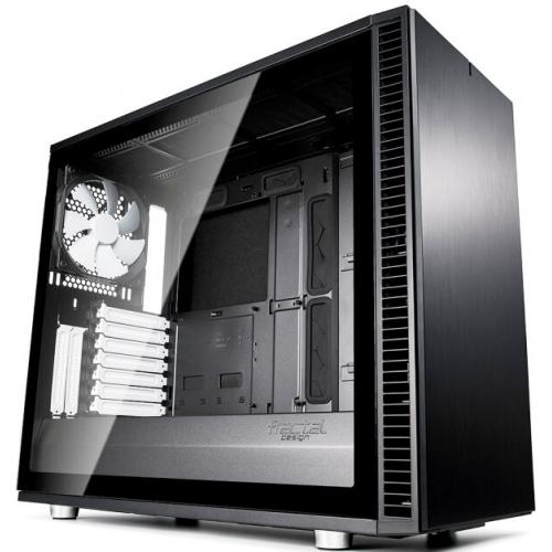 Корпус Fractal Design Define S2 Black TG (FD-CA-DEF-S2-BK-TGL)