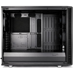 Корпус Fractal Design Define S2 Blackout TG (FD-CA-DEF-S2-BKO-TGL)