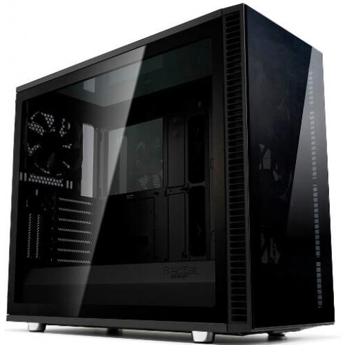 Корпус Fractal Design Define S2 Vision Blackout (FD-CA-DEF-S2V-BKO-TGD)