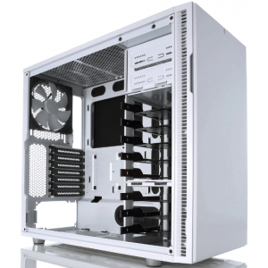 Корпус Fractal Design Define R5 White Window (FD-CA-DEF-R5-WT-W)