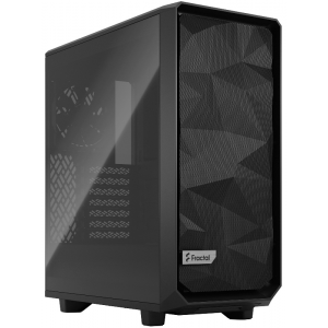 Корпус Fractal Design Meshify 2 Compact Light Tempered Glass (FD-C-MES2C-03)