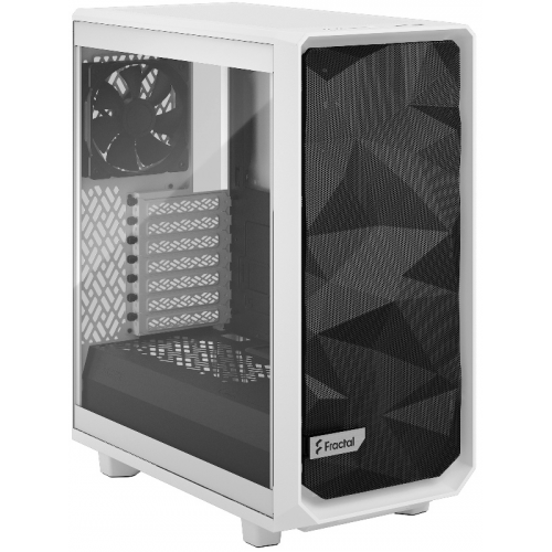 Корпус Fractal Design Meshify 2 Compact Clear Tempered Glass (FD-C-MES2C-05)