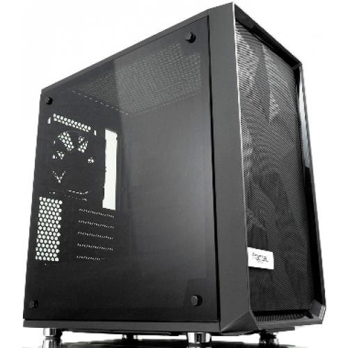 Корпус Fractal Design Meshify C Mini Dark TG (FD-CA-MESH-C-MINI-BKO-TGD)