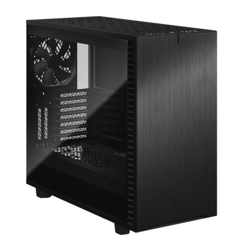 Корпус Fractal Design Define 7 Black TG Dark Tint (FD-C-DEF7A-03)