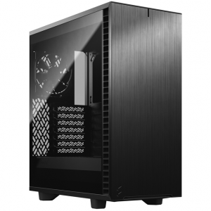 Корпус Fractal Design Define 7 Compact Dark Tempered Glass (FD-C-DEF7C-03)
