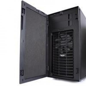 Корпус Fractal Design Define R5 Black Window (FD-CA-DEF-R5-BK-W)