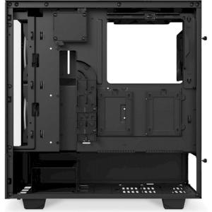 Корпус NZXT H510 Elite Matte Black (CA-H510E-B1)