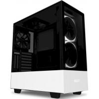 Корпус NZXT H510 Elite Matte White (CA-H510E-W1)