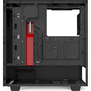 Корпус NZXT H510i Matte Black/Red (CA-H510i-BR)