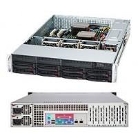Корпус Supermicro SC825TQC-R740LPB (CSE-825TQC-R740LPB)