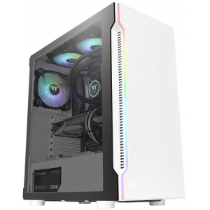 Корпус Thermaltake H200 TG Snow RGB (CA-1M3-00M6WN-00)