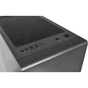 Корпус Thermaltake S100 Tempered Glass (CA-1Q9-00S1WN-00)