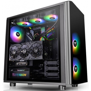 Корпус Thermaltake View 31 Tempered Glass ARGB (CA-1H8-00M1WN-02)