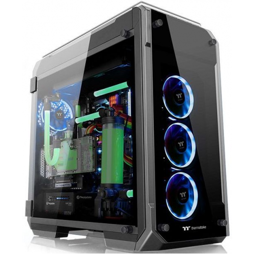 Корпус Thermaltake View 71 Tempered Glass (CA-1I7-00F1WN-00)