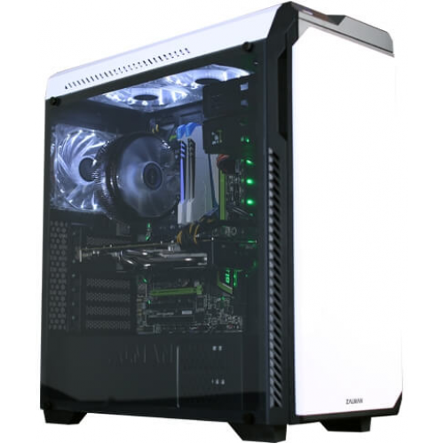 Корпус Zalman Z9 NEO Plus White