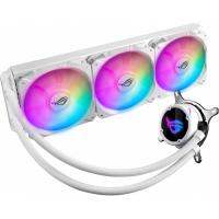 Система водяного охлаждения ASUS ROG Strix LC 360 RGB White (ROG-STRIX-LC-360-RGB-WE)