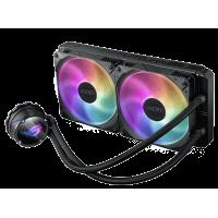 Система водяного охлаждения ASUS ROG STRIX LC II 280 ARGB (ROG-STRIX-LC-II-280 ARGB)