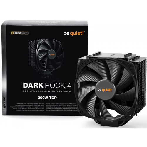 Кулер процессорный be quiet! Dark Rock 4 (BK021)