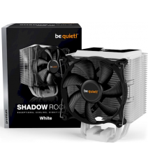 Кулер процессорный be quiet! Shadow Rock 3 White (BK005)