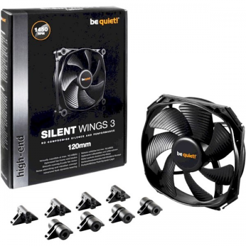 Вентилятор be quiet! Silent Wings 3 120mm (L064)