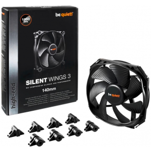 Вентилятор be quiet! Silent Wings 3 140mm (BL065)