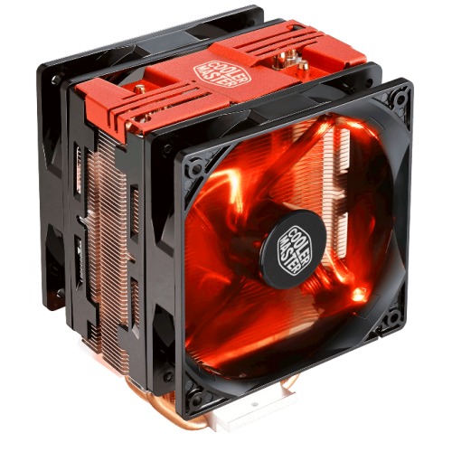 Кулер процессорный Cooler Master Hyper 212 LED Turbo (RR-212TK-16PR-R1)