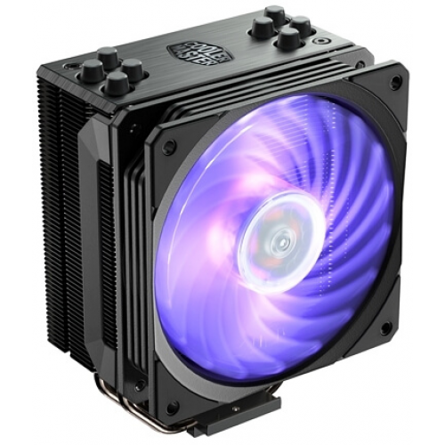 Кулер процессорный Cooler Master Hyper 212 RGB Black Edition (RR-212S-20PC-R1)
