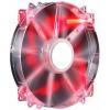 Вентилятор Cooler Master MegaFlow 200 Red LED (R4-LUS-07AR-GP)