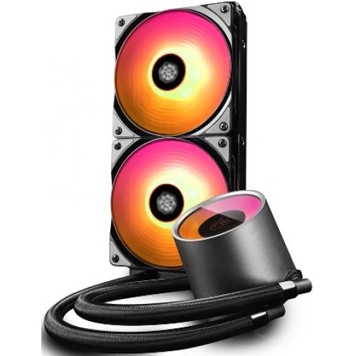 Система водяного охлаждения Deepcool CASTLE 240 RGB