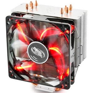 Кулер процессорный Deepcool GAMMAXX 400 RED