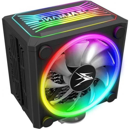Кулер процессорный Zalman CNPS16X Black