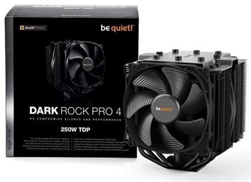 Кулер процессорный be quiet! Dark Rock Pro 4 (BK022)