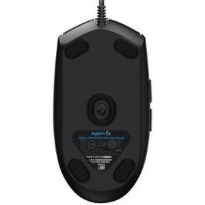 Мышь Logitech G203 Gaming Lightsync RGB Black (910-005796)