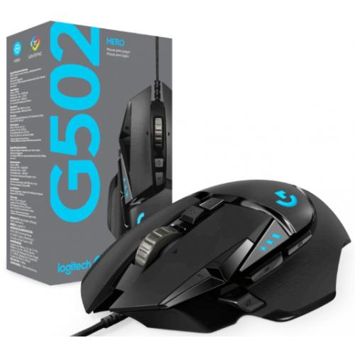 Мышь Logitech G502 HERO (910-005470)