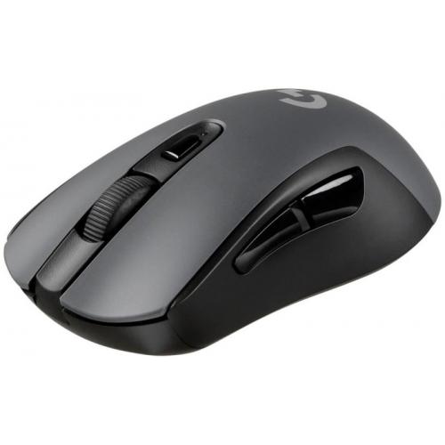 Мышь Logitech G603 Lightspeed Wireless Gaming Black (910-005102)
