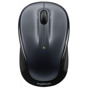Мышь Logitech M325 Wireless Mouse Dark Silver (910-002142)