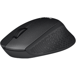 Мышь Logitech M330 Silent Plus Black (910-004909)