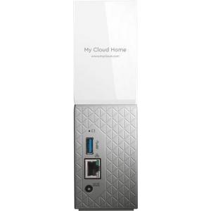 Сетевое хранилище Western Digital WD My Cloud Home (WDBVXC0040HWT-EESN)