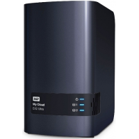 Сетевое хранилище Western Digital WD My Cloud Home Duo (WDBMUT0040JWT-EESN)