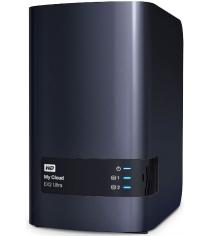 Сетевое хранилище Western Digital WD My Cloud EX2 Ultra (WDBVBZ0040JCH-EESN)
