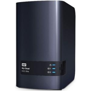 Сетевое хранилище Western Digital WD My Cloud Home Duo (WDBMUT0040JWT-EESN)