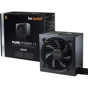 Блок питания be quiet! Pure Power 11 600W (BN294)