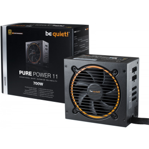 Блок питания be quiet! Pure Power 11 700W CM (BN299)