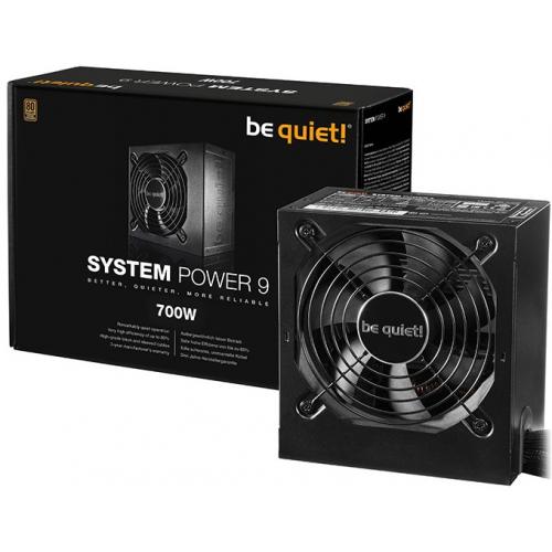 Блок питания be quiet! System Power 9  700W (BN248)