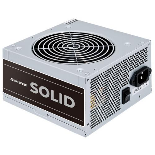 Блок питания Chieftec Solid 500W (GPP-500S)